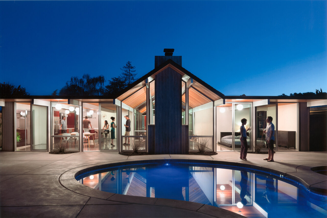 Modern Eichler<br/>Architect: Curt Cline